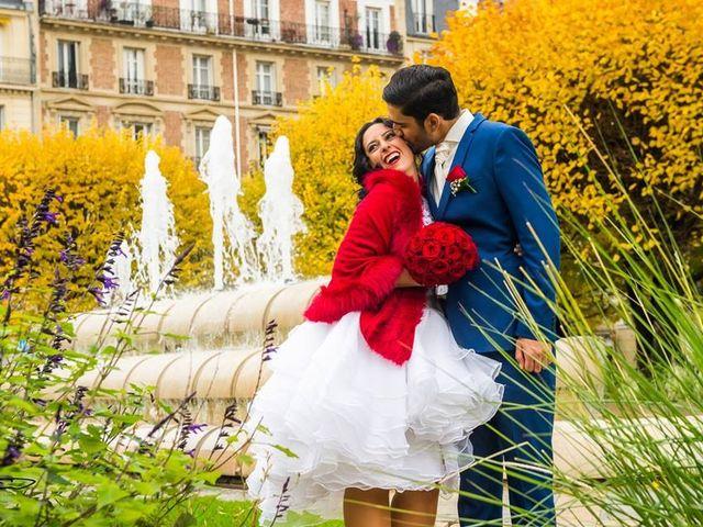 Le mariage de Doron et Maureen à Levallois-Perret, Hauts-de-Seine 1