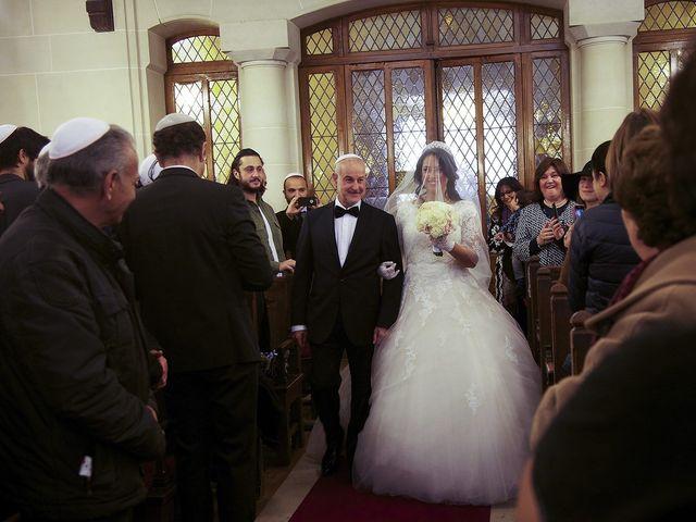 Le mariage de Doron et Maureen à Levallois-Perret, Hauts-de-Seine 4