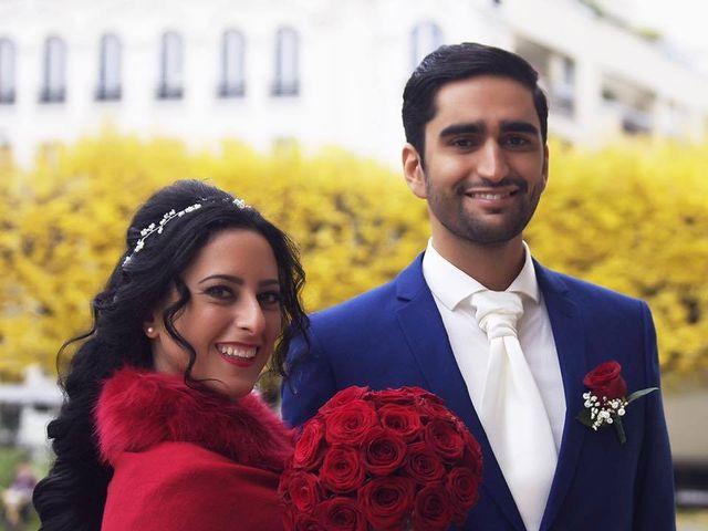Le mariage de Doron et Maureen à Levallois-Perret, Hauts-de-Seine 7