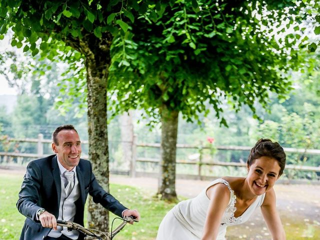 Le mariage de Yann et Maëlle à Saint-Rémy-sur-Creuse, Vienne 36