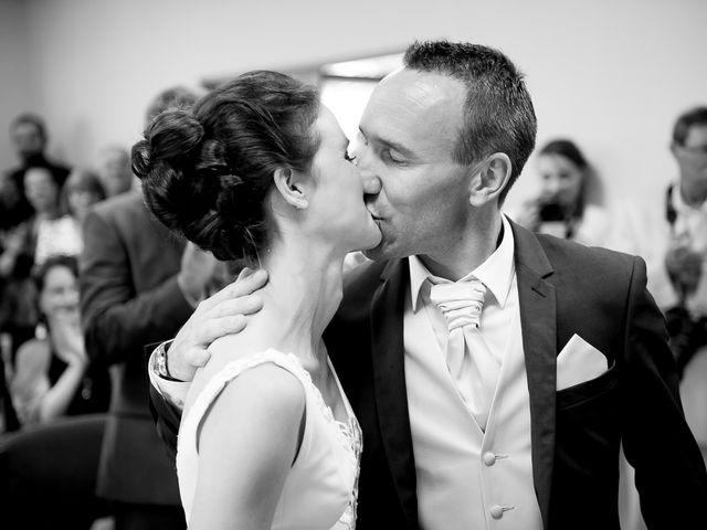 Le mariage de Yann et Maëlle à Saint-Rémy-sur-Creuse, Vienne 43