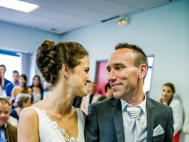 Le mariage de Yann et Maëlle à Saint-Rémy-sur-Creuse, Vienne 44