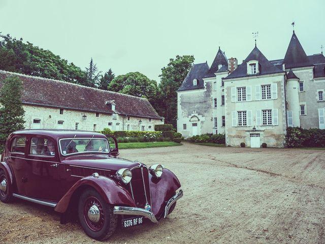 Le mariage de Yann et Maëlle à Saint-Rémy-sur-Creuse, Vienne 62