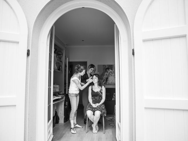 Le mariage de Aurélien et Virginie à Vourles, Rhône 10