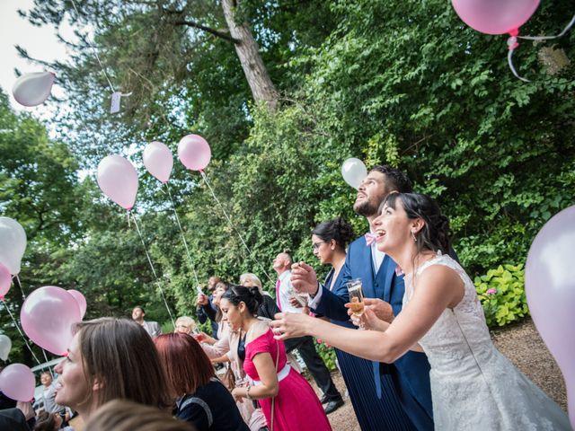 Le mariage de Aurélien et Virginie à Vourles, Rhône 44