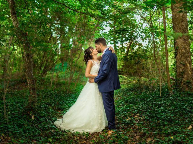 Le mariage de Aurélien et Virginie à Vourles, Rhône 1