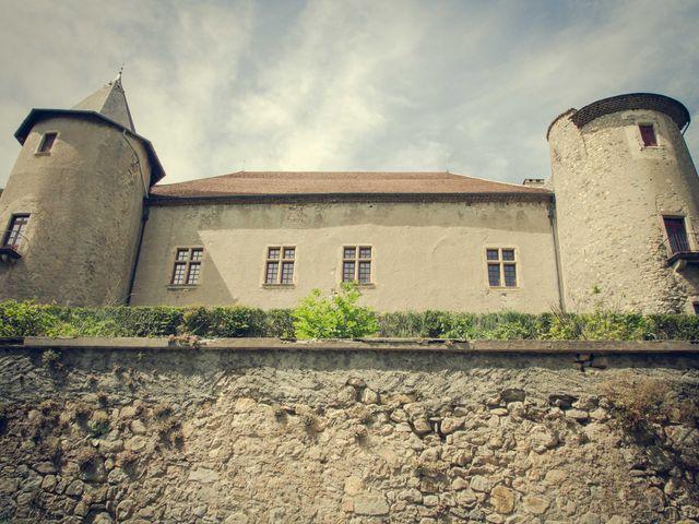 Le mariage de Romain et Gabriela à Montmaur, Hautes-Alpes 3