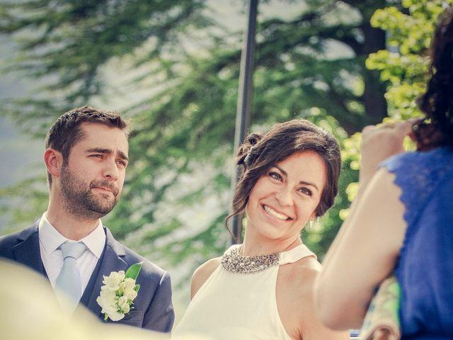 Le mariage de Romain et Gabriela à Montmaur, Hautes-Alpes 6