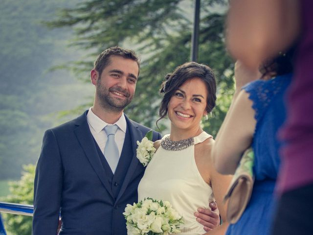 Le mariage de Romain et Gabriela à Montmaur, Hautes-Alpes 8