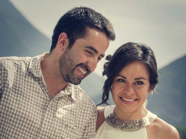 Le mariage de Romain et Gabriela à Montmaur, Hautes-Alpes 11