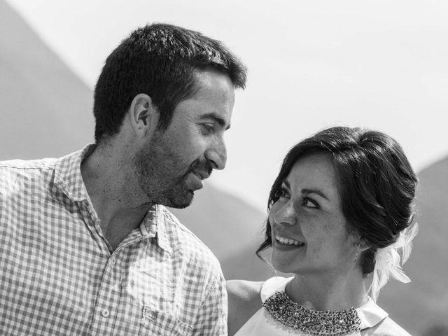 Le mariage de Romain et Gabriela à Montmaur, Hautes-Alpes 12