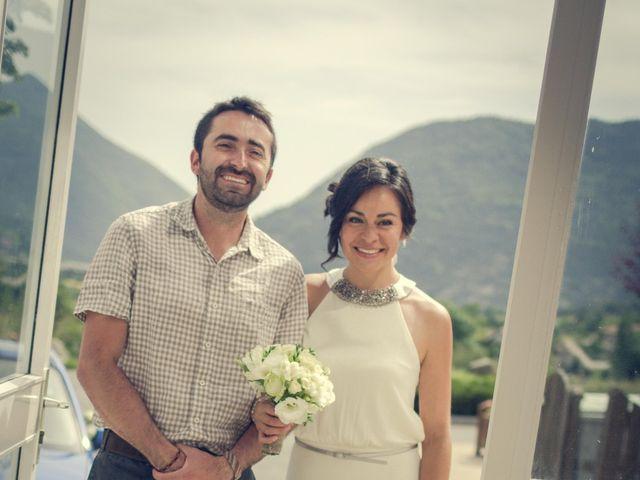 Le mariage de Romain et Gabriela à Montmaur, Hautes-Alpes 13