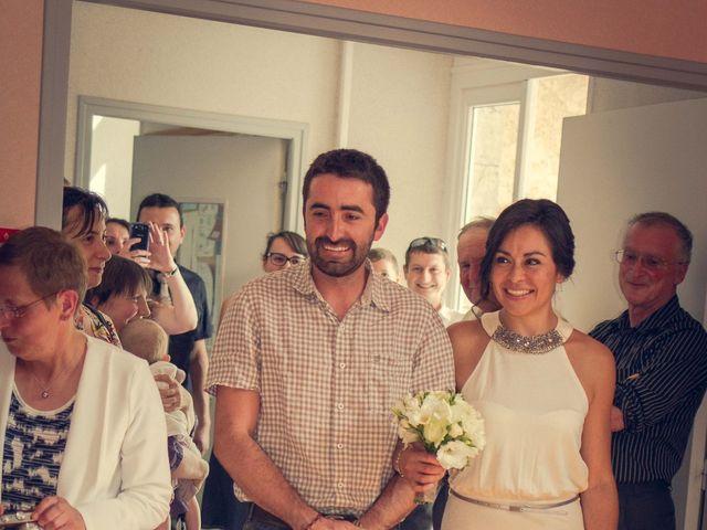 Le mariage de Romain et Gabriela à Montmaur, Hautes-Alpes 14