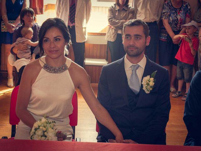 Le mariage de Romain et Gabriela à Montmaur, Hautes-Alpes 16