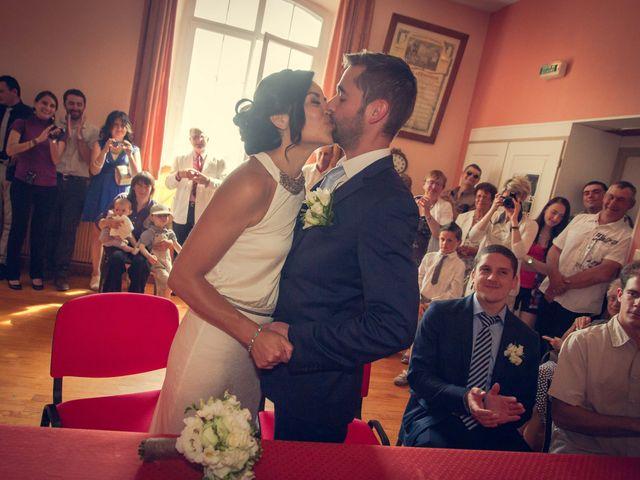 Le mariage de Romain et Gabriela à Montmaur, Hautes-Alpes 19