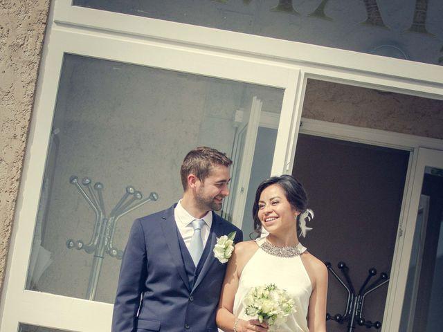Le mariage de Romain et Gabriela à Montmaur, Hautes-Alpes 27