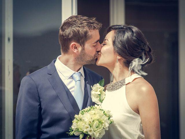 Le mariage de Romain et Gabriela à Montmaur, Hautes-Alpes 28