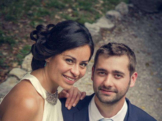 Le mariage de Romain et Gabriela à Montmaur, Hautes-Alpes 37