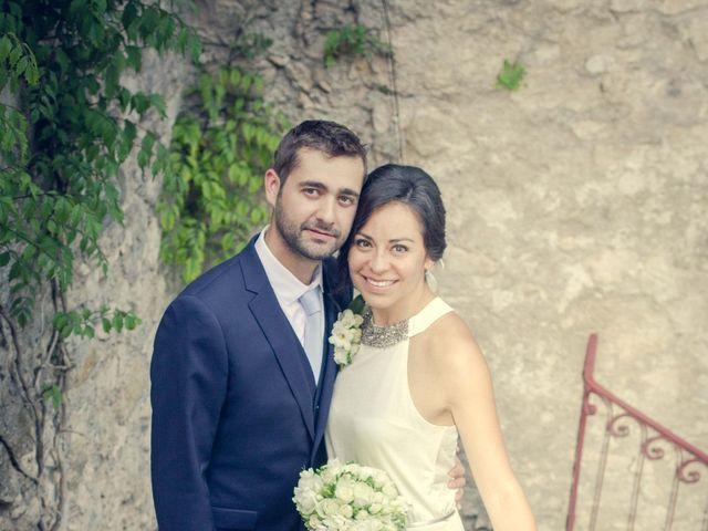 Le mariage de Romain et Gabriela à Montmaur, Hautes-Alpes 1