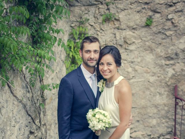 Le mariage de Romain et Gabriela à Montmaur, Hautes-Alpes 39