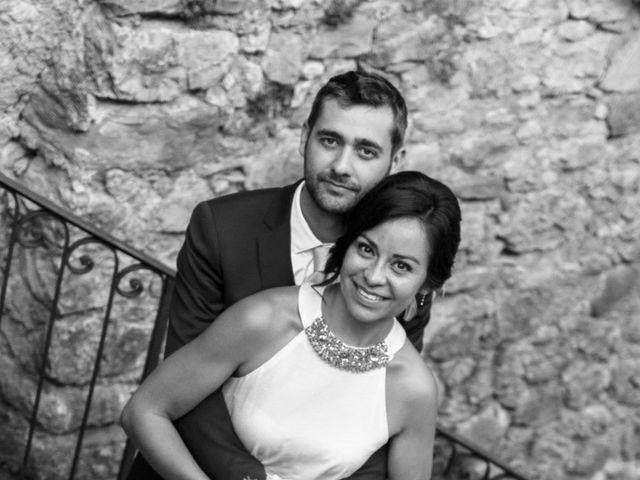 Le mariage de Romain et Gabriela à Montmaur, Hautes-Alpes 40