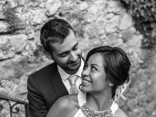 Le mariage de Romain et Gabriela à Montmaur, Hautes-Alpes 41