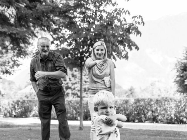 Le mariage de Romain et Gabriela à Montmaur, Hautes-Alpes 45