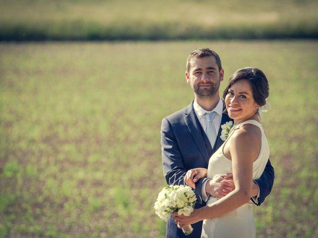 Le mariage de Romain et Gabriela à Montmaur, Hautes-Alpes 2