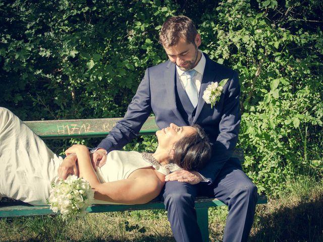 Le mariage de Romain et Gabriela à Montmaur, Hautes-Alpes 50