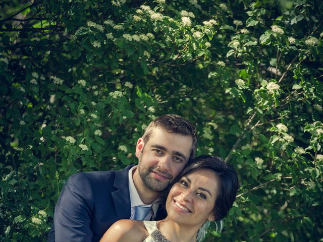 Le mariage de Romain et Gabriela à Montmaur, Hautes-Alpes 51