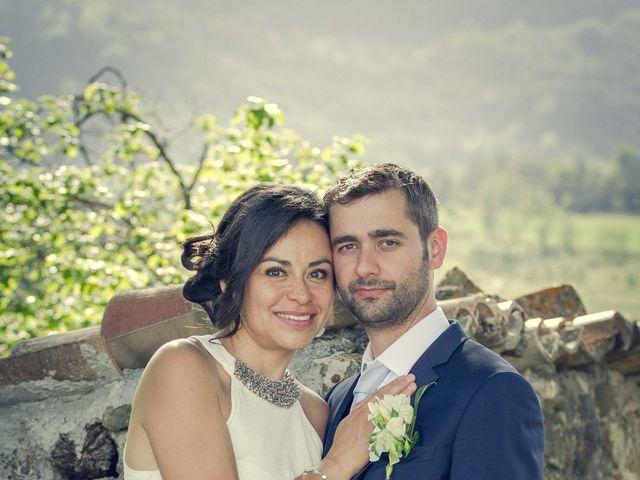Le mariage de Romain et Gabriela à Montmaur, Hautes-Alpes 52
