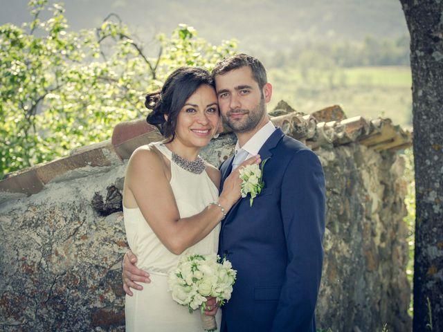 Le mariage de Romain et Gabriela à Montmaur, Hautes-Alpes 53