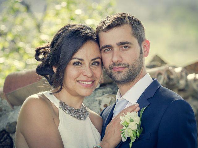 Le mariage de Romain et Gabriela à Montmaur, Hautes-Alpes 54