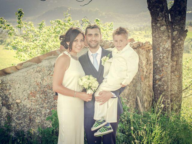 Le mariage de Romain et Gabriela à Montmaur, Hautes-Alpes 57