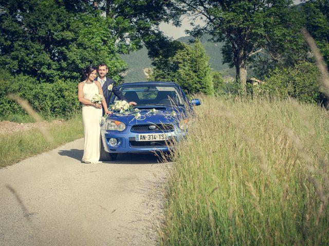 Le mariage de Romain et Gabriela à Montmaur, Hautes-Alpes 58