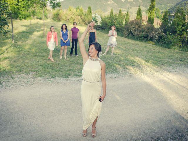 Le mariage de Romain et Gabriela à Montmaur, Hautes-Alpes 74