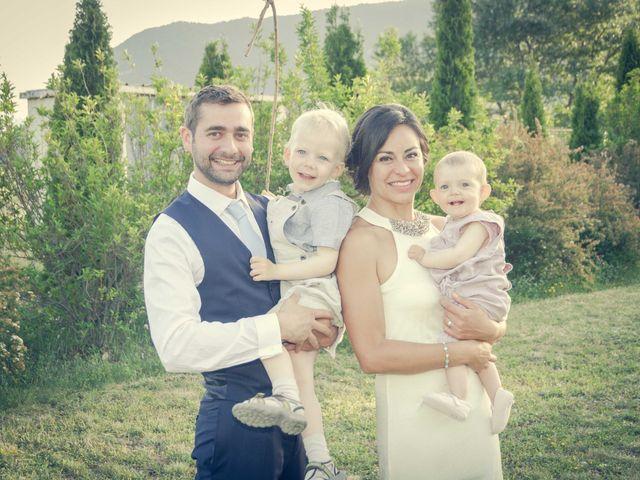Le mariage de Romain et Gabriela à Montmaur, Hautes-Alpes 78