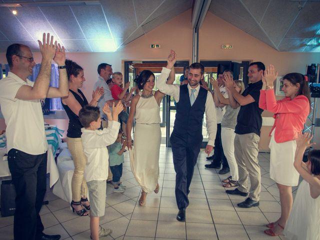 Le mariage de Romain et Gabriela à Montmaur, Hautes-Alpes 79