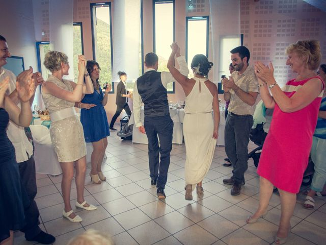 Le mariage de Romain et Gabriela à Montmaur, Hautes-Alpes 80