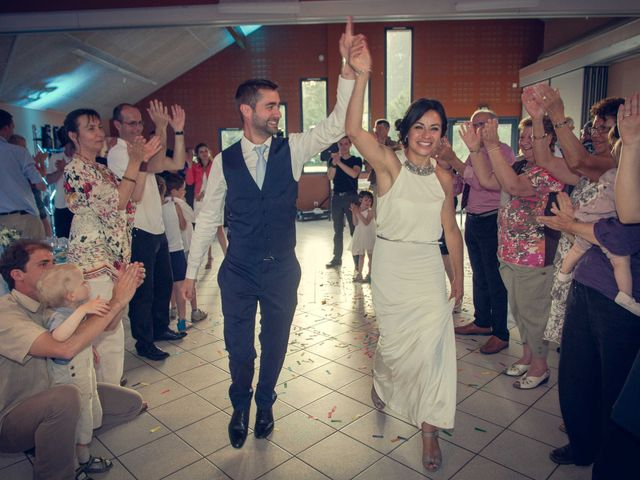 Le mariage de Romain et Gabriela à Montmaur, Hautes-Alpes 82