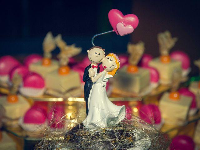 Le mariage de Romain et Gabriela à Montmaur, Hautes-Alpes 85