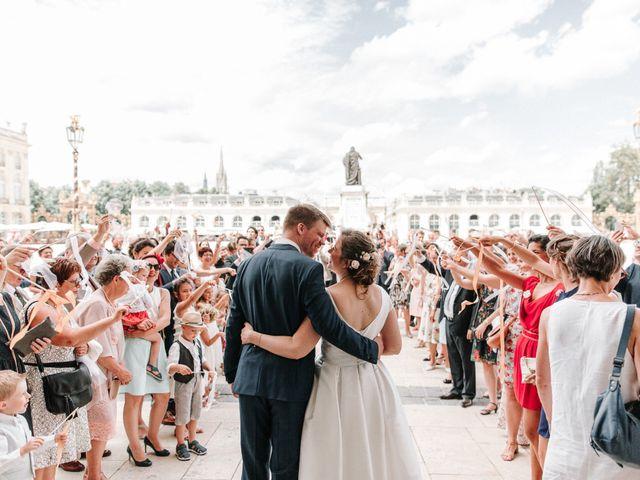 Le mariage de Grégoire et Amandine à Nancy, Meurthe-et-Moselle 15