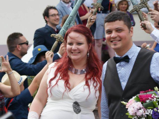 Le mariage de Céryl et Elodie à Gérardmer, Vosges 9