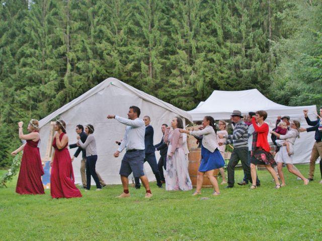 Le mariage de Céryl et Elodie à Gérardmer, Vosges 12