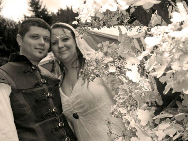 Le mariage de Céryl et Elodie à Gérardmer, Vosges 18