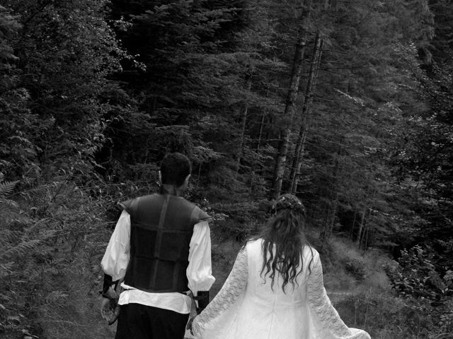 Le mariage de Céryl et Elodie à Gérardmer, Vosges 1