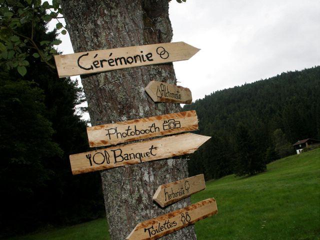 Le mariage de Céryl et Elodie à Gérardmer, Vosges 19
