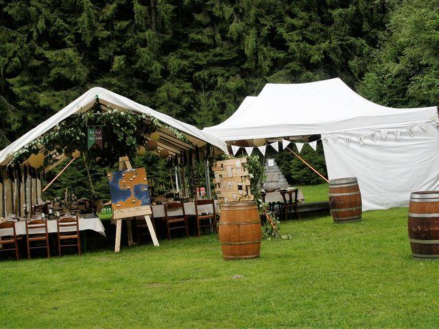 Le mariage de Céryl et Elodie à Gérardmer, Vosges 2