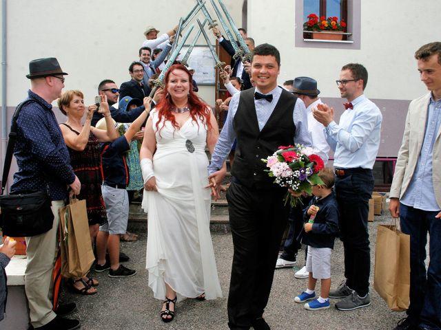 Le mariage de Céryl et Elodie à Gérardmer, Vosges 31