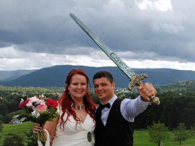 Le mariage de Céryl et Elodie à Gérardmer, Vosges 32